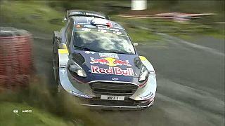 WRC : Ogier champion du monde pour la 5e fois