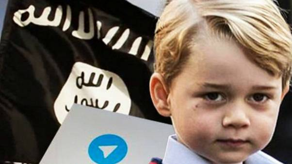 داعش پرنس جورج، نوۀ خاندان سلطنتی بریتانیا را تهدید کرد