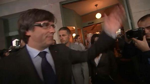 Puigdemont no cuestiona las elecciones de diciembre