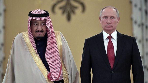 روسیه به شریک جدید متحدان آمریکا در خاورمیانه تبدیل می شود؟