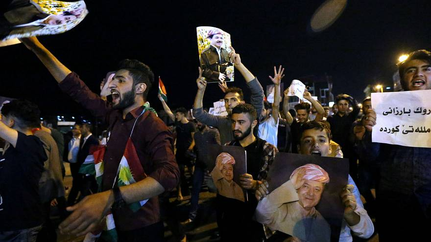 Barzani se marcha en medio de la crisis con Bagdad