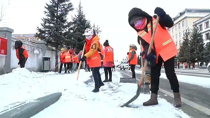 Winter-Intermezzo in China