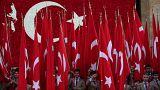 Türkei verhaftet 143 mutmaßliche IS-Terroristen