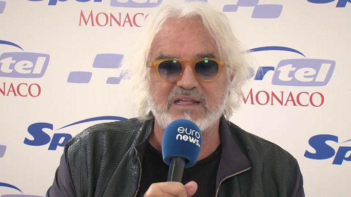 """Briatore: Hamilton é bom, mas Alonso é um rottweiler, nunca desiste"""""""