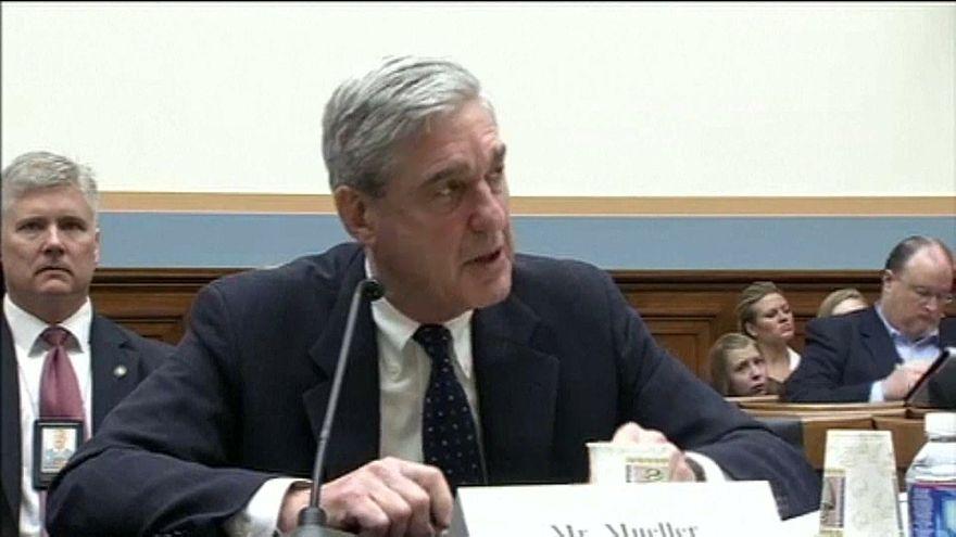 """La Maison-Blanche fébrile avant le verdict de """"l'enquête russe"""""""