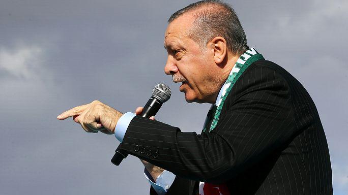 Türkischen Wissenschaftlern in Deutschland droht Anklage