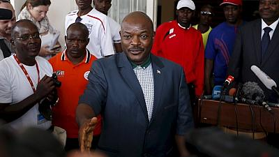 Burundi's cabinet gives backing to extension of president's rule