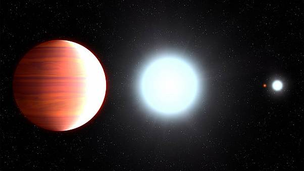 Αυτός είναι ο εξωπλανήτης όπου «χιονίζει»...αντηλιακό!