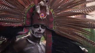 """il Messico festeggia """"El Día de los Muertos"""""""