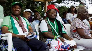 Liberia's ruling party accuses Sirleaf of interfering in polls, challenges results