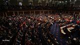 """مجلس الشيوخ يناقش """"تفويض الحرب"""" مع كبار مسؤولي إدارة ترامب"""