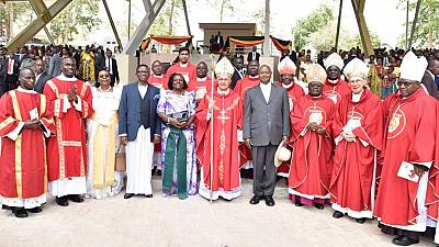 Uganda's Museveni says he was healed by Pope Francis' prayer