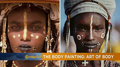 Le Body painting : cet art ancestral...