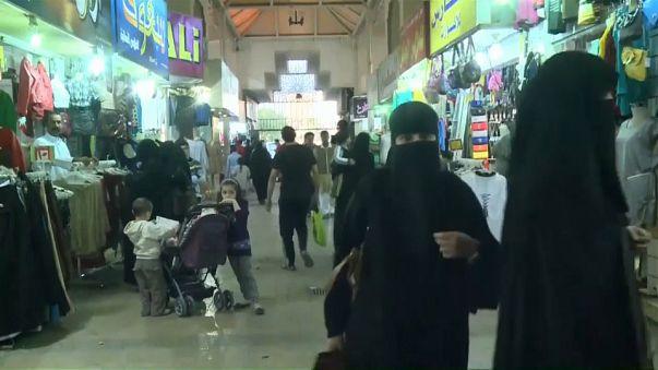 Sauditas autorizadas em entrar em estádios