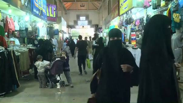 Sport in Saudi-Arabien - Frauen dürfen jetzt zuschauen