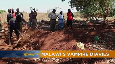 Malawi 'vampire' rumours and hunt [The Morning Call]