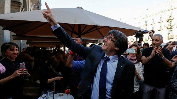 Bíróság elé állíthatják a katalán kormányt