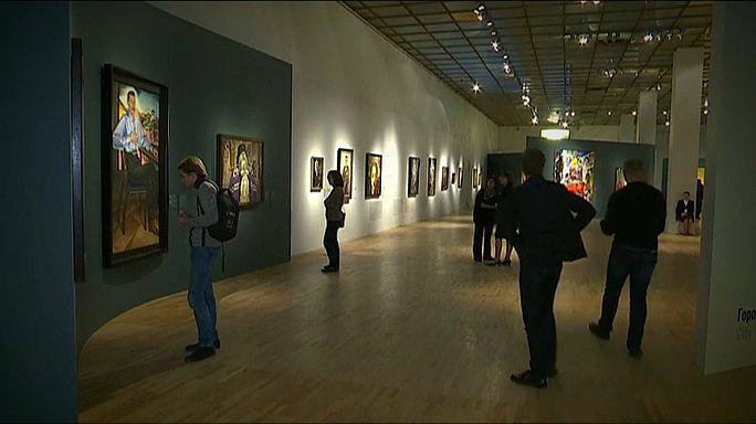 A arte da Revolução Russa, 100 anos depois
