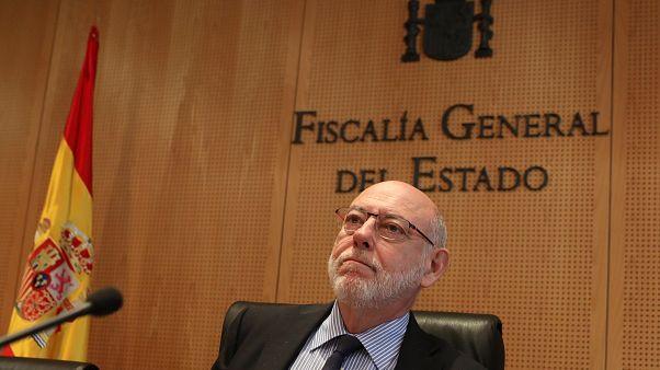 دادستان کل اسپانیا خواستار طرح اتهام «شورش» علیه رهبران کاتالونیا شد