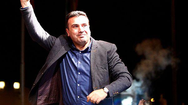 FYROM: Θρίαμβος Ζάεφ- Συντριβή Γκρούεφσκι στις τοπικές εκλογές