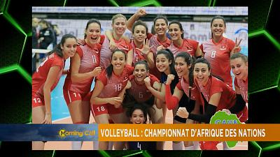 Volleyball: African Nations Cup 2017 [Sport]