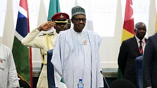 Nigeria's Buhari fires govt secretary and spy chief over corruption
