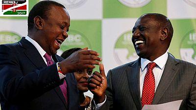 Kenya : Uhuru Kenyatta remporte la présidentielle avec 98,26% des voix