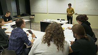 No insults on syllabus as Swiss school starts Klingon classes