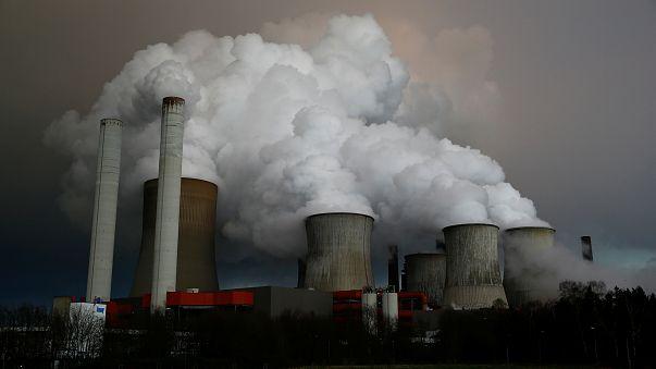 Rekord szinten a légköri CO2