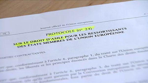 Asyl für Katalanen? Streit in Belgien