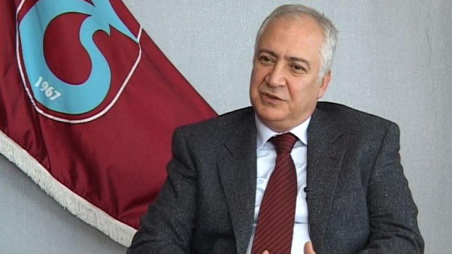 Trabzonspor Divan Kurulu'nda 'Konfüçyüs' ve 'Derin Trabzonspor' tartışması