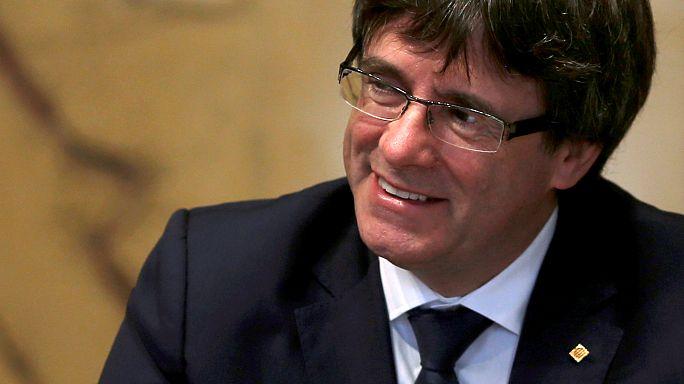 Ex-líder catalão na Bélgica com asilo político no horizonte