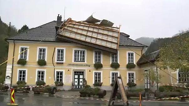Európa vihar után