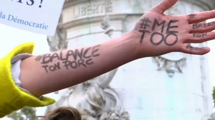 Has #MeToo transformed into a turning point for social change?