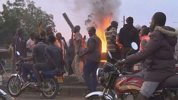 Беспорядки в Кении из-за выборов