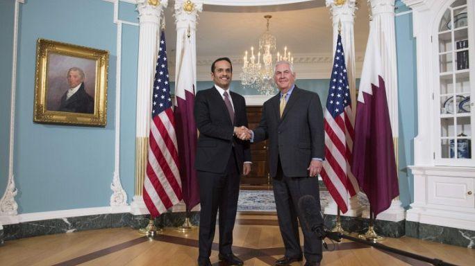 قطر والولايات المتحدة تتفقان على تعزيز التعاون في مجال مكافحة الإرهاب