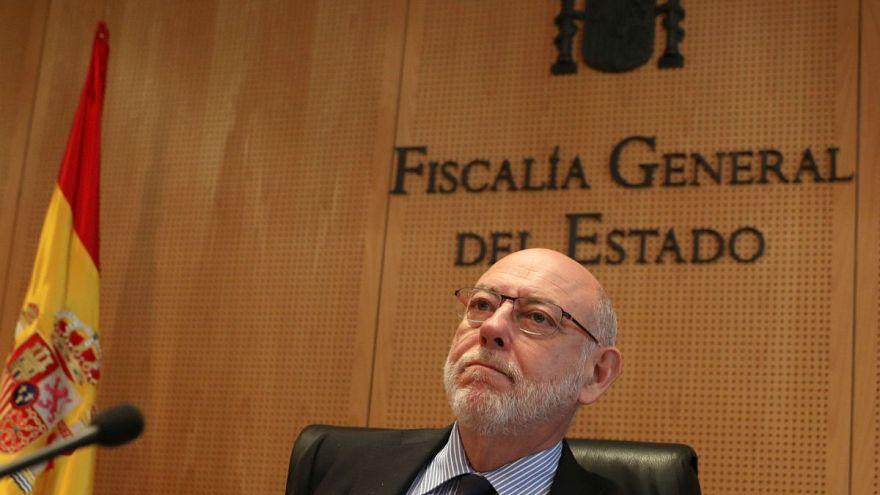 El fiscal general del Estado cree que el Gobierno catalán alentó una insurrección