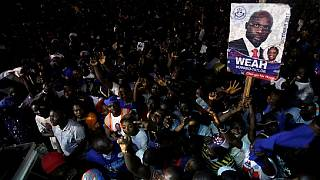 'No amount of fear tactics will stop the Liberian change' - Weah