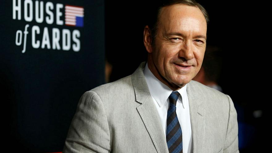 El escándalo sexual de Spacey acelera el final de House of Cards