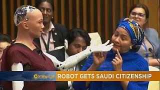 Les robots évoluent; le robot Sophia a obtenu la nationalité saoudienne [Hi-Tech]