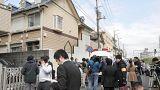 Kilenc feldarabolt testet találtak egy japán férfi lakásában