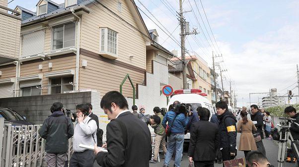 Japon : quand l'horreur, la vraie, s'invite pour Halloween