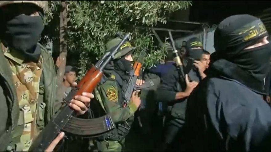 Израиль взорвал туннель в Газе