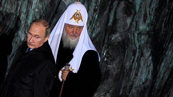 بوتين يندد بالجانب المظلم من الاتحاد السوفيتي في افتتاح نصب تذكاري لضحايا ستالين
