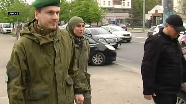 Ukrayna'da Çeçen asıllı kadına suikast