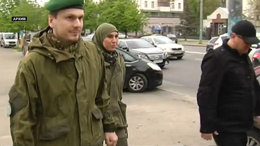 إصابة شيشاني متهم بالتآمر لاغتيال بوتين في هجوم بكييف