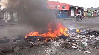 RDC : quatre civils et un policier tués dans des heurts à Goma