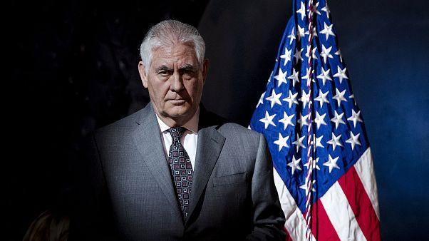 Image: Secretary of State Rex Tillerson