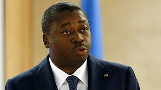 'They used technology to turn me into a bloody dictator' - Togo's president