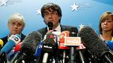 Ousted Catalan leader 'not in Belgium to seek asylum'